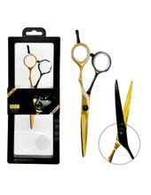 tijeras-black-gold-style-cut