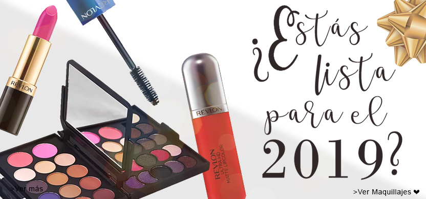 maquillajes fin de año