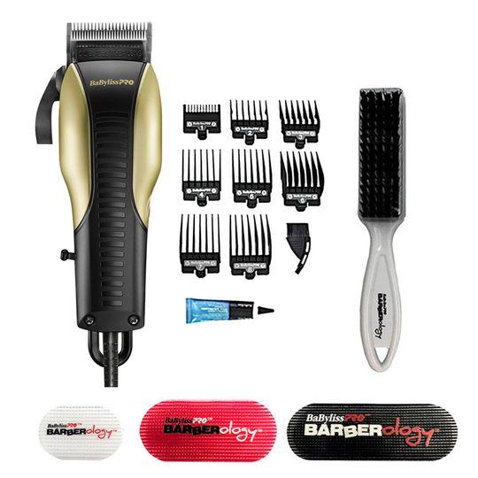 Máquina X810 Babyliss + Cepillo + Sujetador de cabello - lasmargaritas 66780ff44877