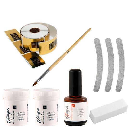 481805b990498 Kit Completo Para Uñas Esculpidas De Acrílico Thuya - lasmargaritas
